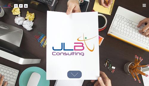 JLB Consulting - Création de site internet