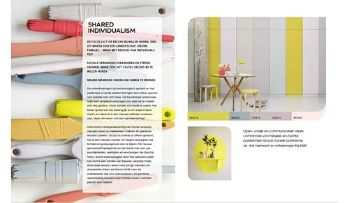 SIKKENS, a color brand strategy - Branding & Positionering