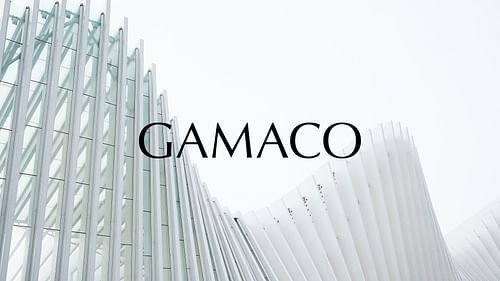 Go for next in large-scale structures with Gamaco - Branding & Positioning