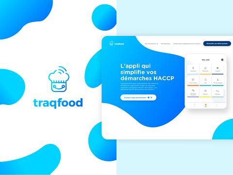 Traqfood - Website
