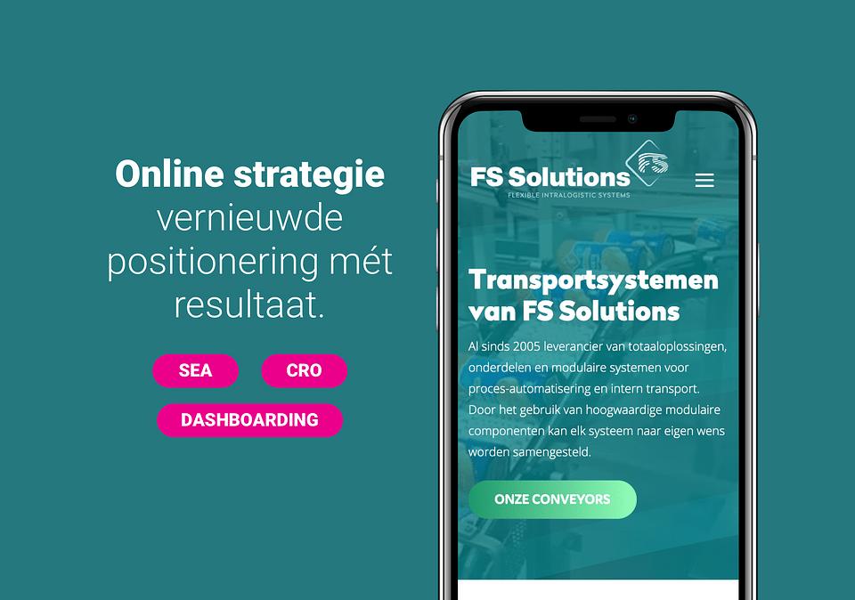 FS Solutions - Online strategie