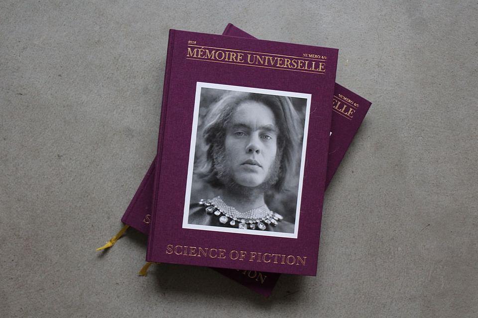 Mémoire Universelle 2018 - Science Of Fiction