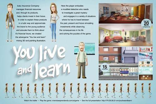 YOU LIVE AND LEARN - Creación de Sitios Web