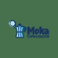 Moka Comunicación logo