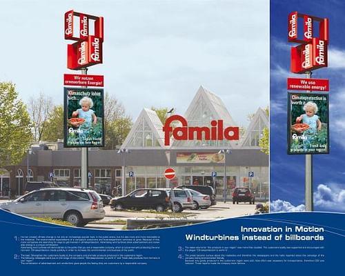 FRESH DAILY PRODUCTS  - Publicidad