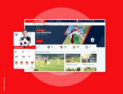 La red social de futbol del diario AS - Estrategia digital