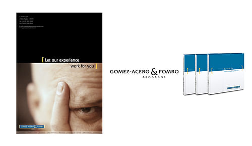 Campaña Gómez-Acebo & Pombo - Branding y posicionamiento de marca