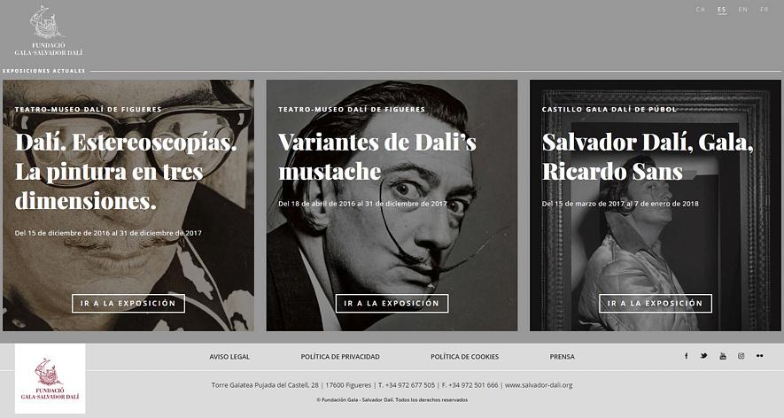 Fundación Gala Salvador Dalí