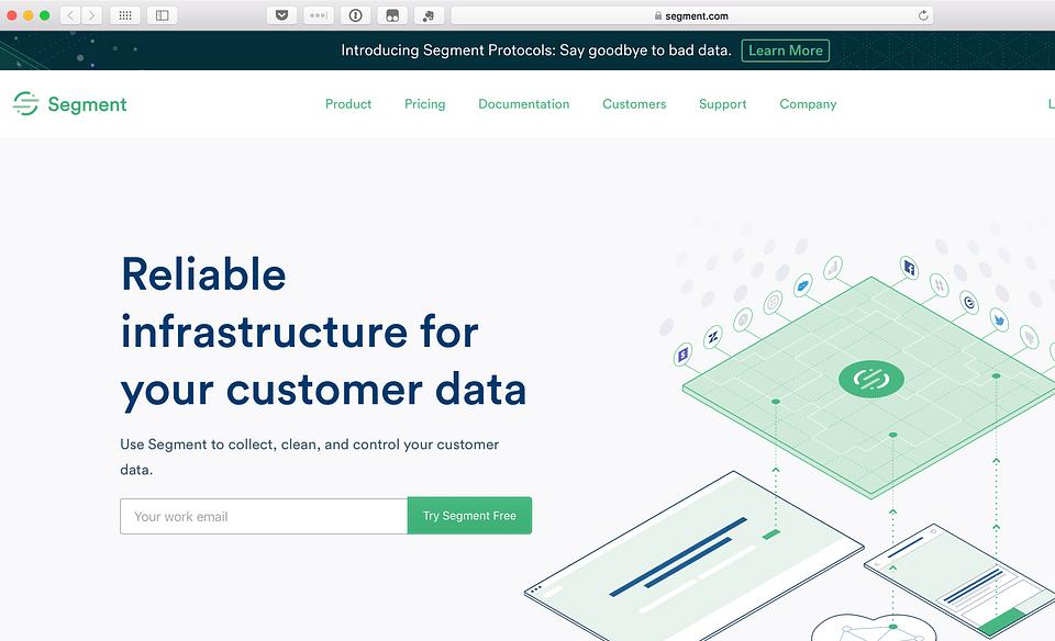 Segment.com SEO Project