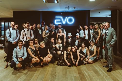 EVO Group cover