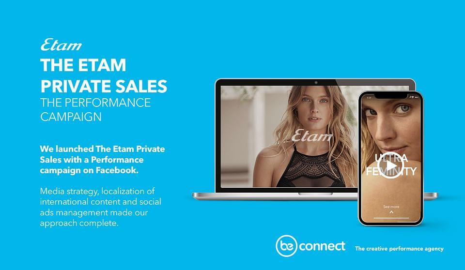 Etam: The Etam Private Sales