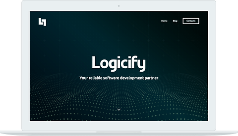 Logicify Website