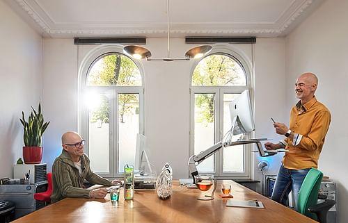 Webdesign agency  Stoere Binken Design cover