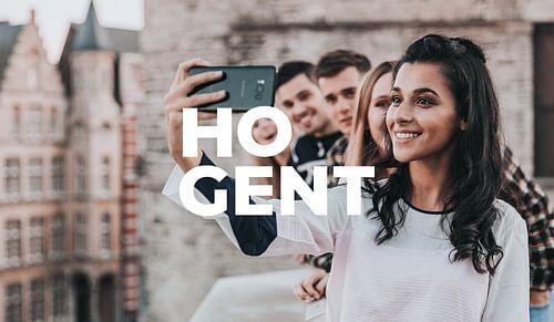 A special type of  branding for HOGENT. - Branding & Positionering
