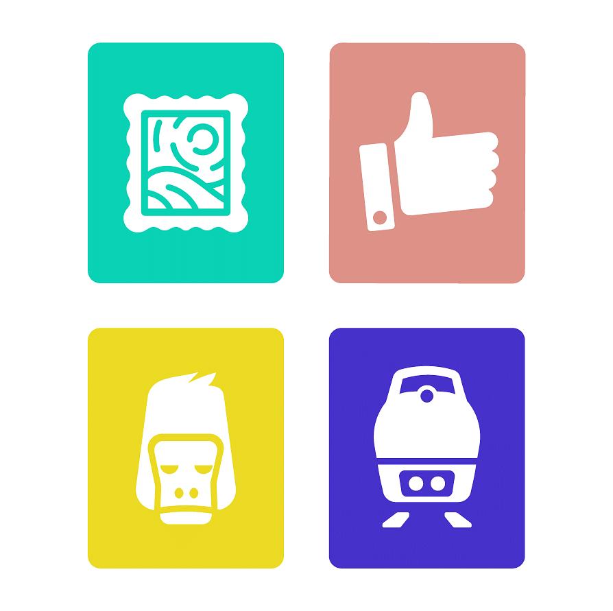 Pictogrammen design