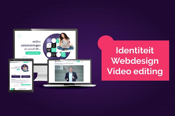 Branding, Strategie, Webdesign en videocontent