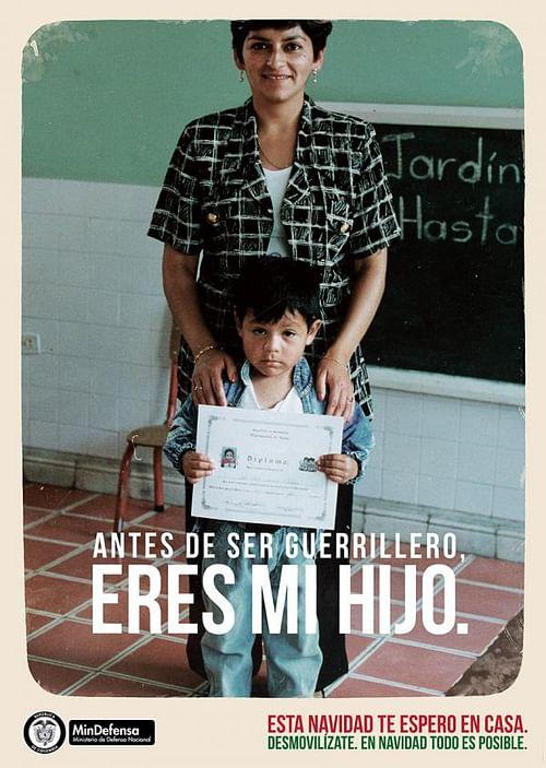 YOU ARE MY SON, 4 - Publicidad