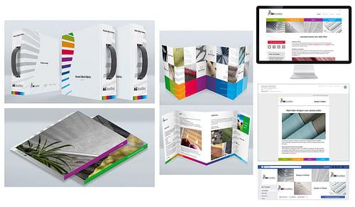 Huisstijl AG Textiles - Branding & Positionering