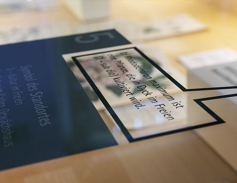 Gestaltung & Erweiterung Dauerausstellung Stiftung