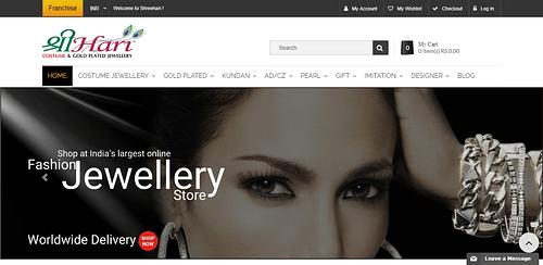 Shree Hari - E-commerce