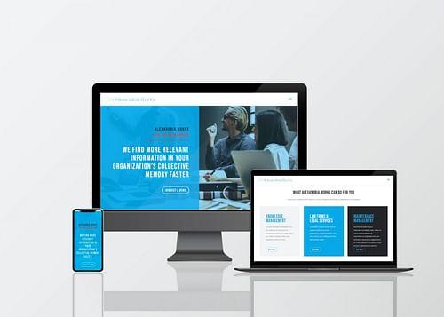 Branding & Site for Start-up - Branding & Positionering