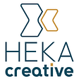 Heka Creative logo