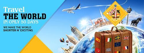 Travel The World - Branding & Positioning