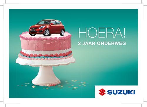 Suzuki's Happy Birthday Flow: pushing re-purchase - Data Consulting