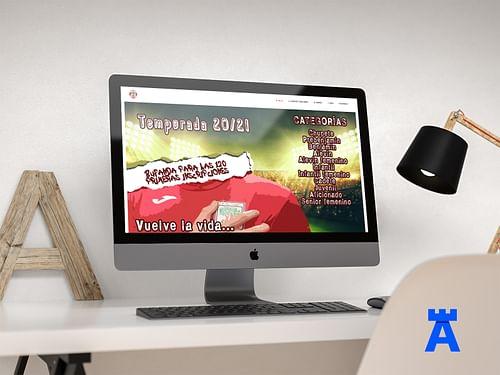 EF El Olivo Coslada - Creación de Sitios Web