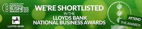Awards shortlisting for an energy start-up
