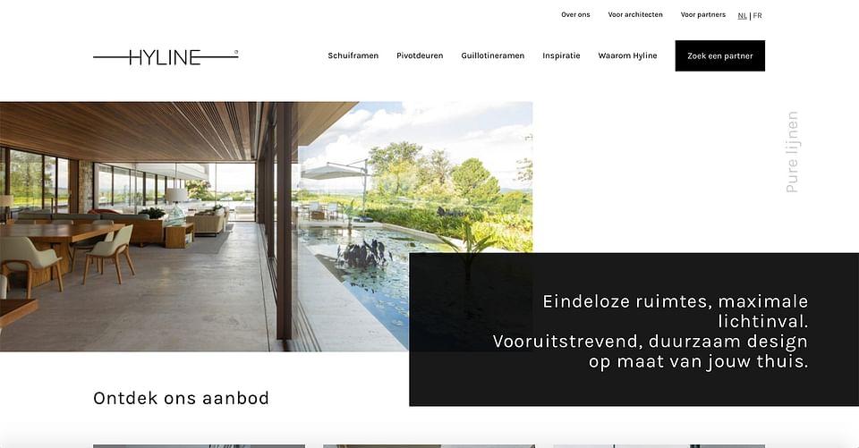 Custom wordpress site for a design company