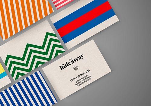 The Hideaway - Image de marque & branding