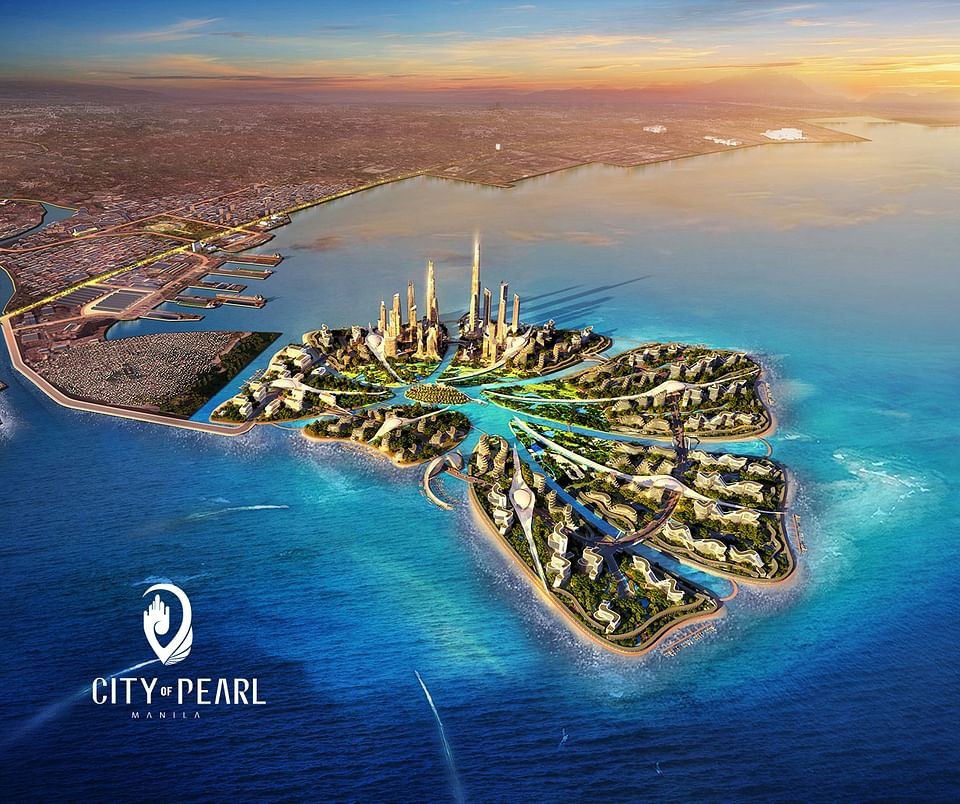 The New Manila City of Pearl
