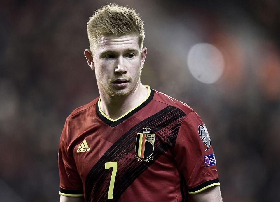 Royal Belgian Football Association – Rebrand