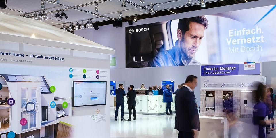 Bosch Thermotechnik. MISSION: Einfach. Vernetzt...