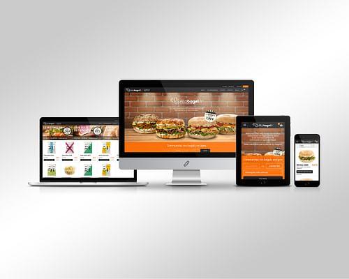 Bagel Corner   Site E-Commerce [PRESTASHOP] - Création de site internet