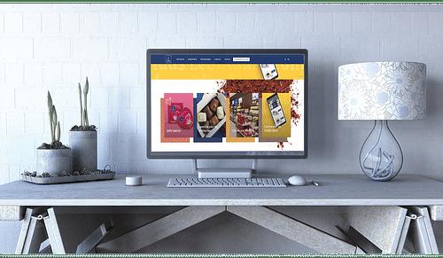 Site E-commerce LÉONIDAS - E-commerce