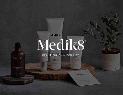 Medik8 - Diseño Gráfico