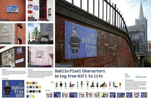 DUBLIN GOES DIGITAL - Advertising