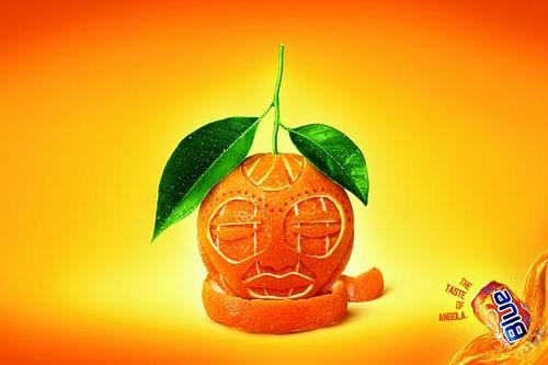 Orange - Publicidad