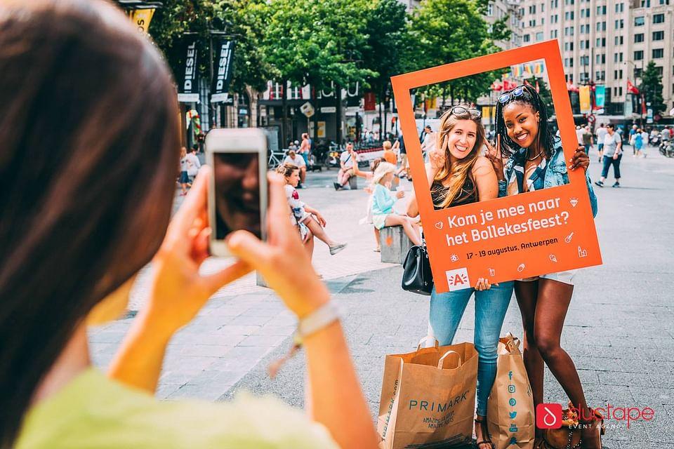 Marketingcampagne Stad Antwerpen