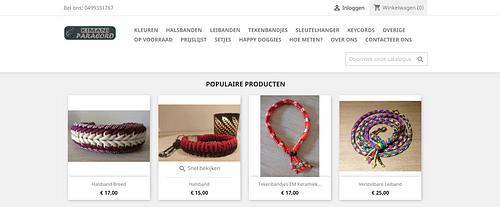 Kimani Paracord - E-commerce