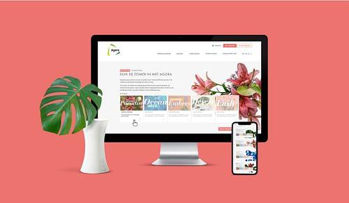 DIGITAL - New website - Image de marque & branding