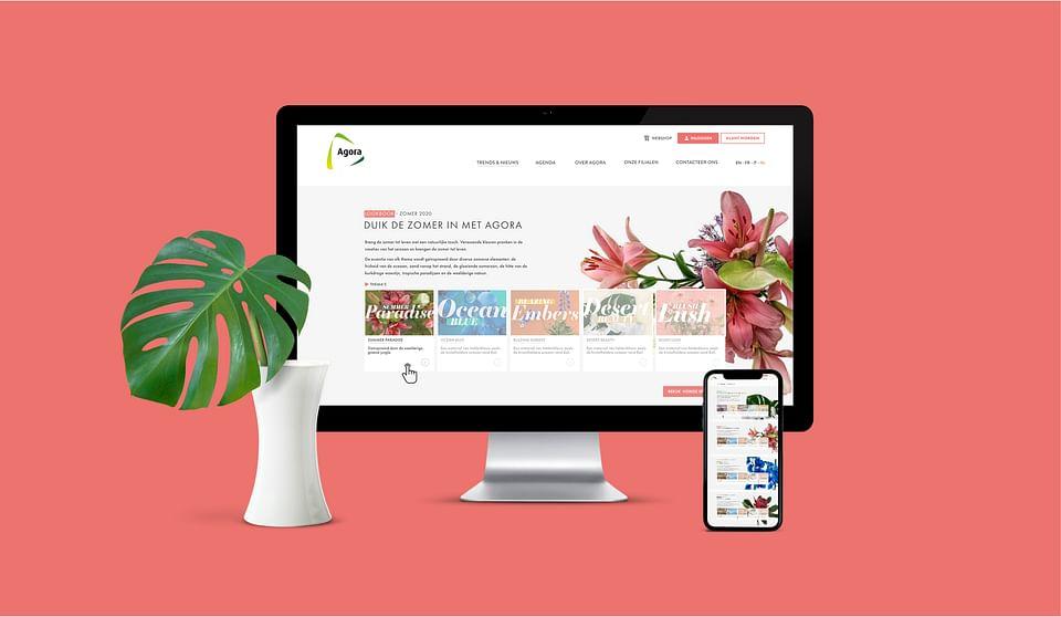 DIGITAL - New website