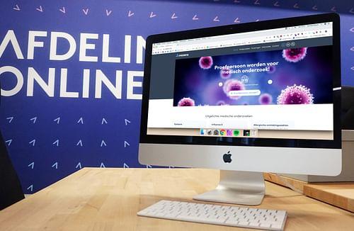 Zoekmachine- en social marketing voor Medians - Social media