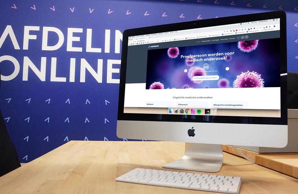 Zoekmachine- en social marketing voor Medians