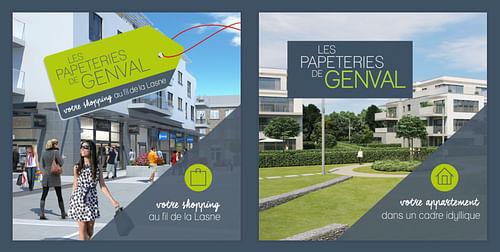 Gestion marketing - Centre commercial - Création de site internet