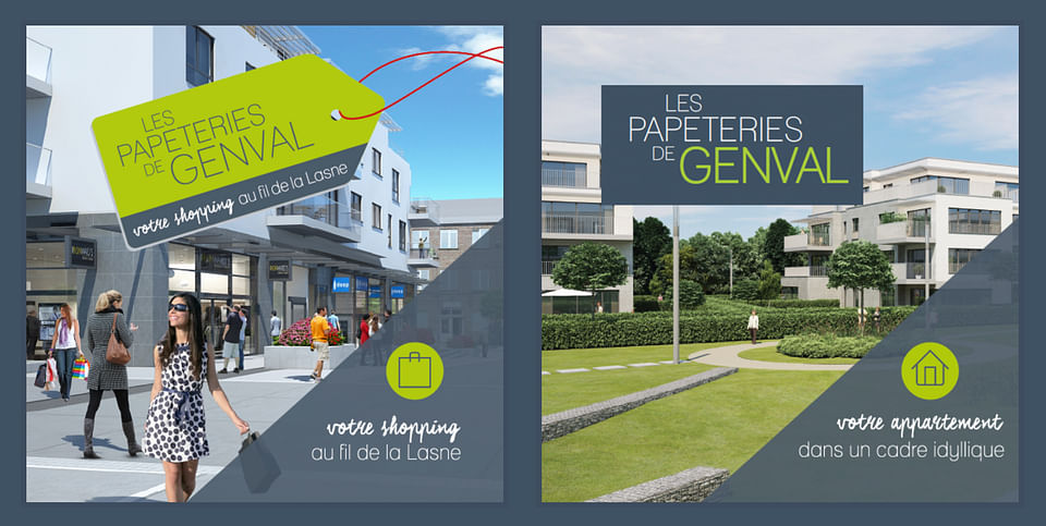 Gestion marketing - Centre commercial
