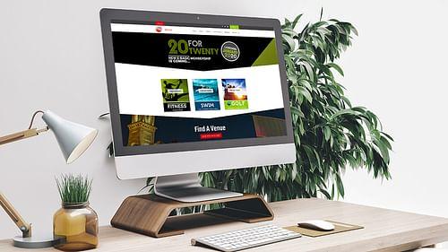 Website Design KA Leisure - Website Creation