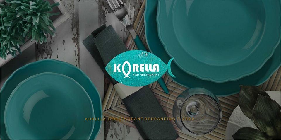 KORELLA Restaurant Rebranding